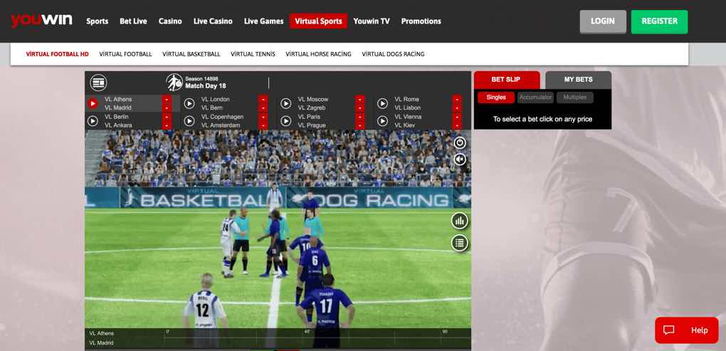 Uwin live betting rules sky horse racing betting and odds